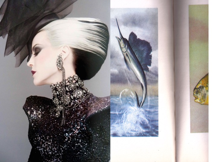 Daphne-Guinness-hair-fish